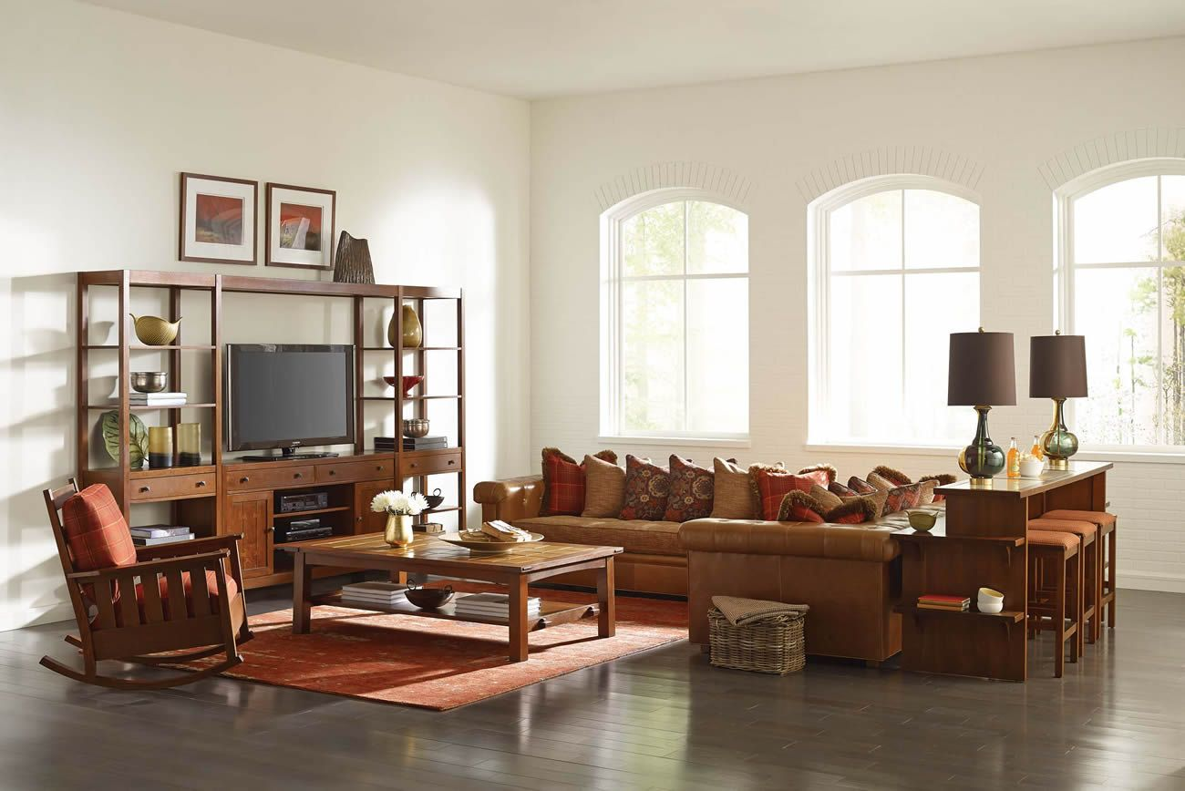 Stickley Furniture: Chicago Sectional, Available At Stickley, ...