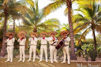 Jeanette + Paul Wedding, Hacienda Corazon in Puerto Aventuras and Capilla de Nuestra Senora de Guadalupe in Playa del Carmen, Riviera Maya, ...