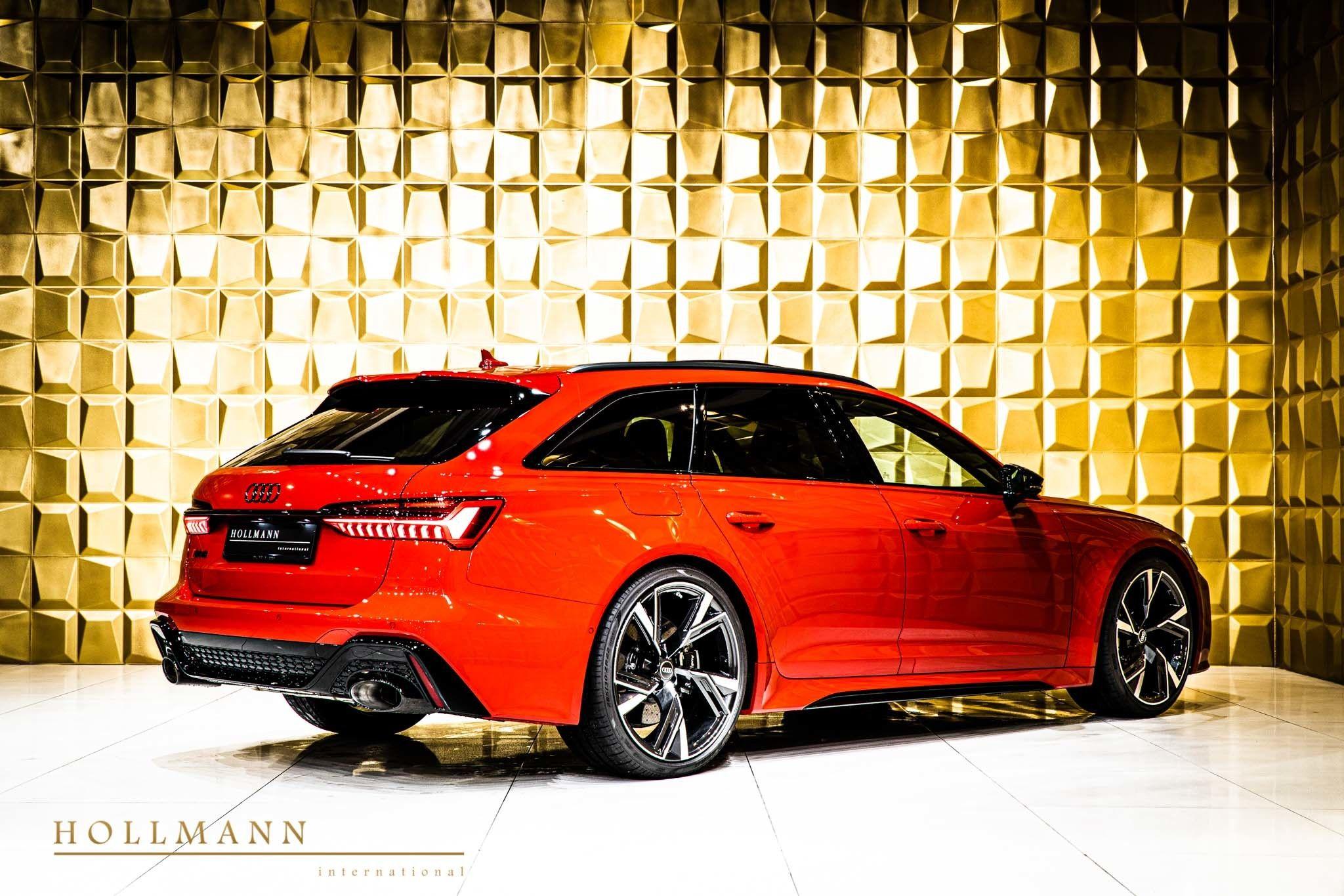 Audi Rs6 Avant Hollmann International Germany For Sale On Luxurypulse In 2020 Audi Rs6 Audi Rs Audi