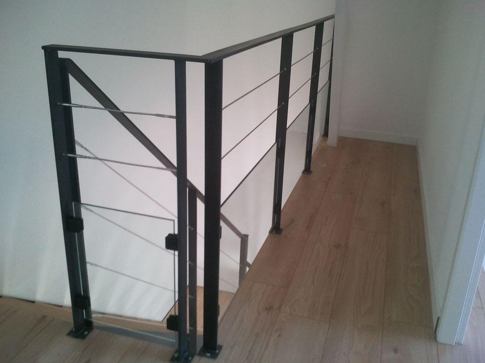 gardes corps acier l 39 acier garde corps et si affinit pinterest garde corps et acier. Black Bedroom Furniture Sets. Home Design Ideas