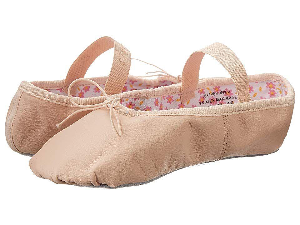 Capezio Satin Daisy Ballet Pink