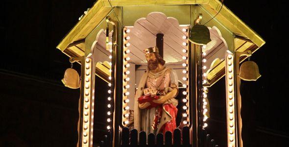 Christmas Carousel 02