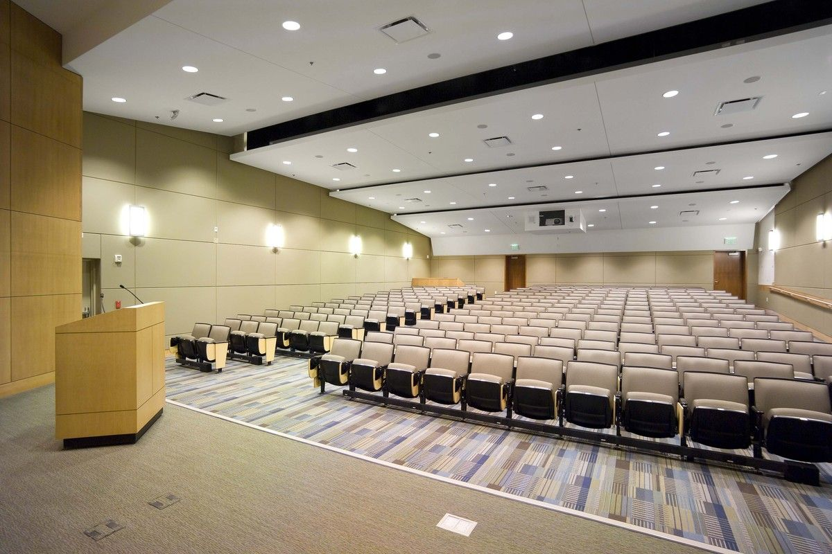 Auditorium Lecture Hall Lecture Theater Design