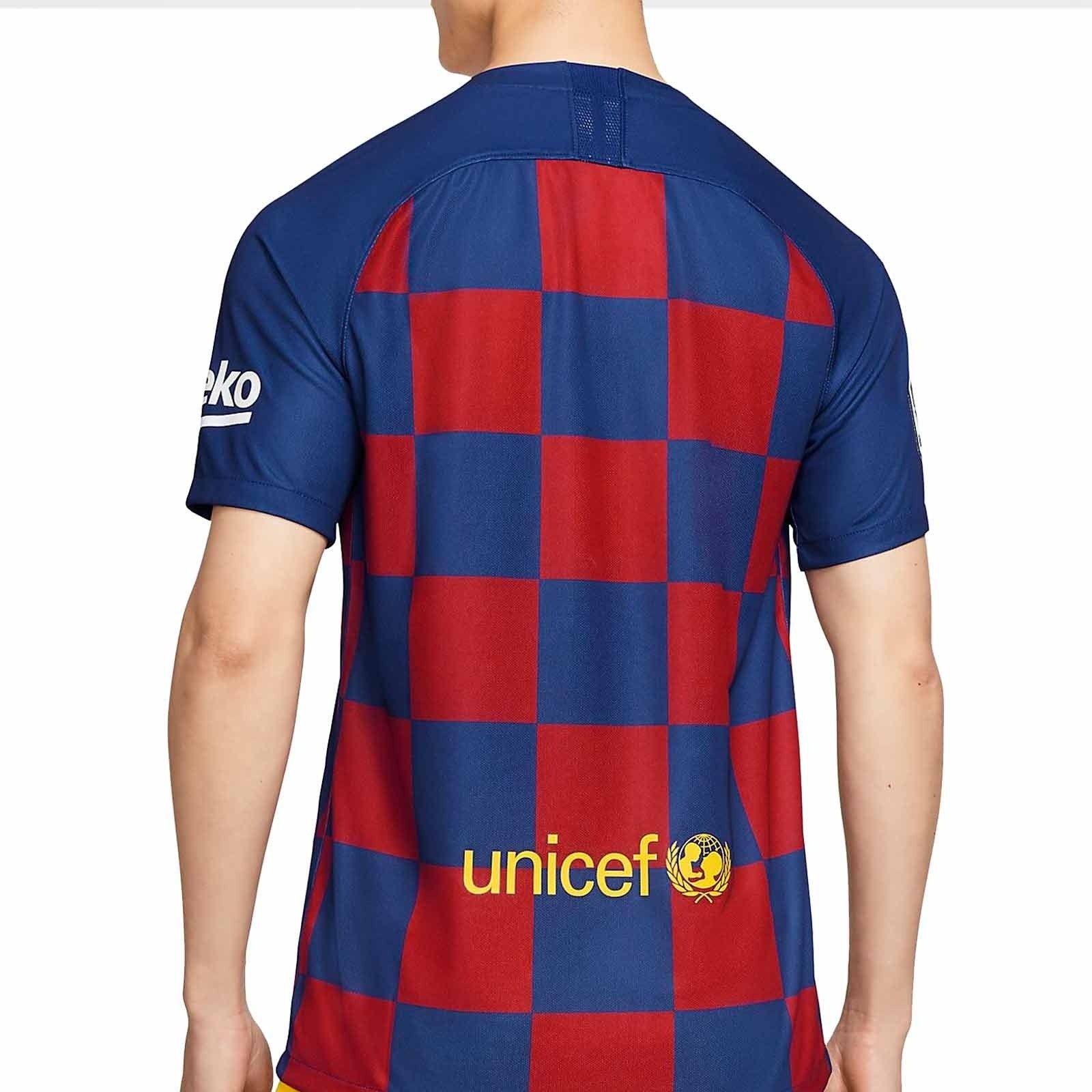 amargo Miseria Negligencia médica  Camiseta Nike Barcelona Stadium 2019 2020   Camisetas, Camisetas nike, Nike