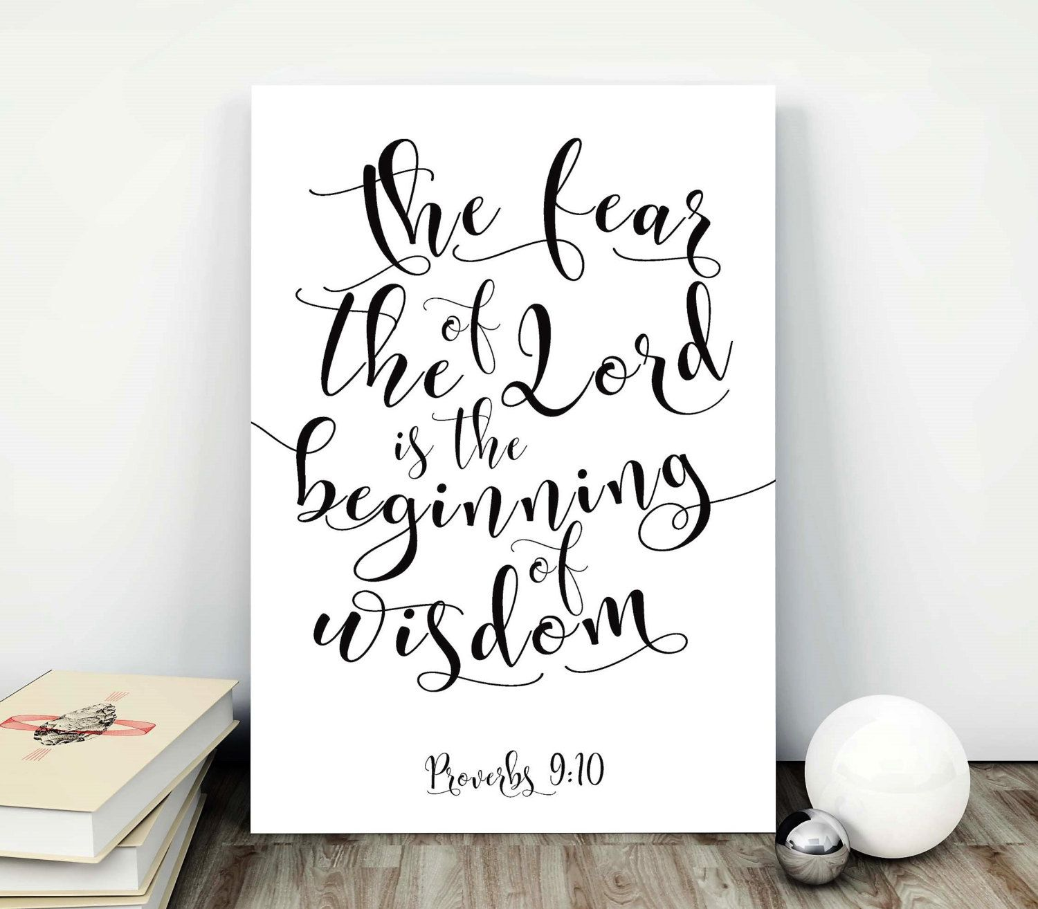 Print bible verse wall art scripture quote printable