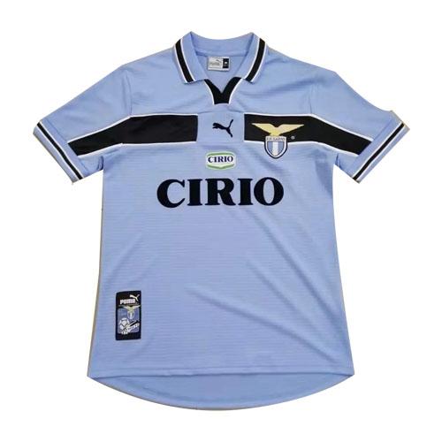 Lazio Retro Soccer Jersey Home Replica 1999/00 | Soccer jersey ...