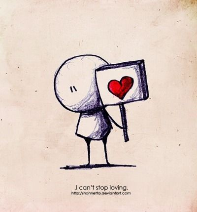 Cute Easy Love Drawings Related Keywords & Suggestions ...