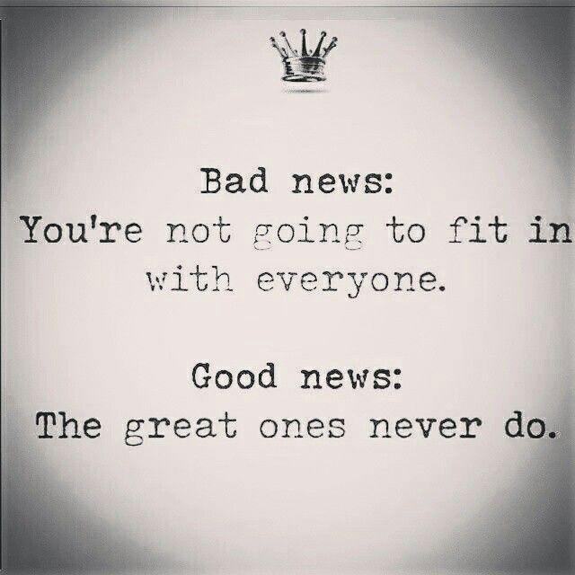Id say good news