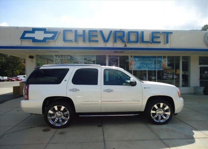 2011 Gmc Yukon Hybrid Denali Yukon For Sale Anti Lock Braking