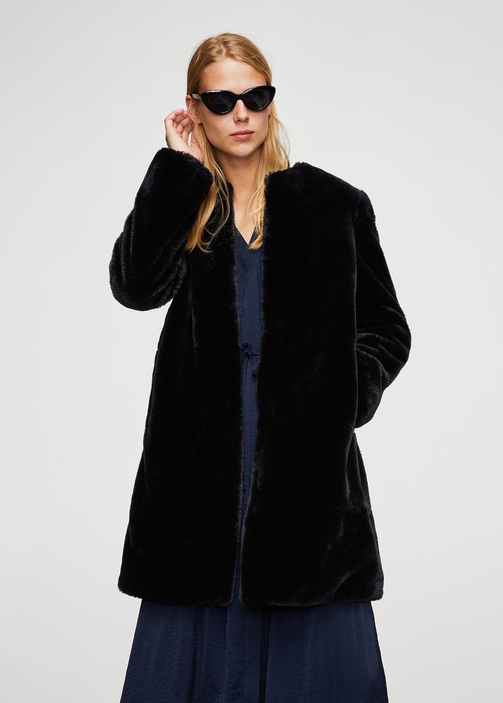 eb604c8896da Faux fur coat - Women
