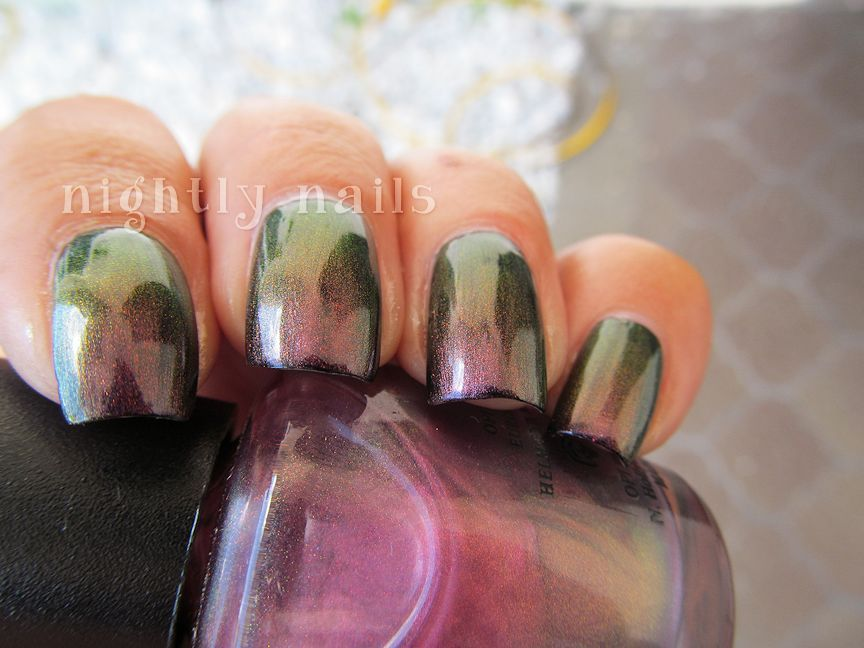 Nightly Nails: OPI Movin\' Out | Nails | Pinterest | OPI