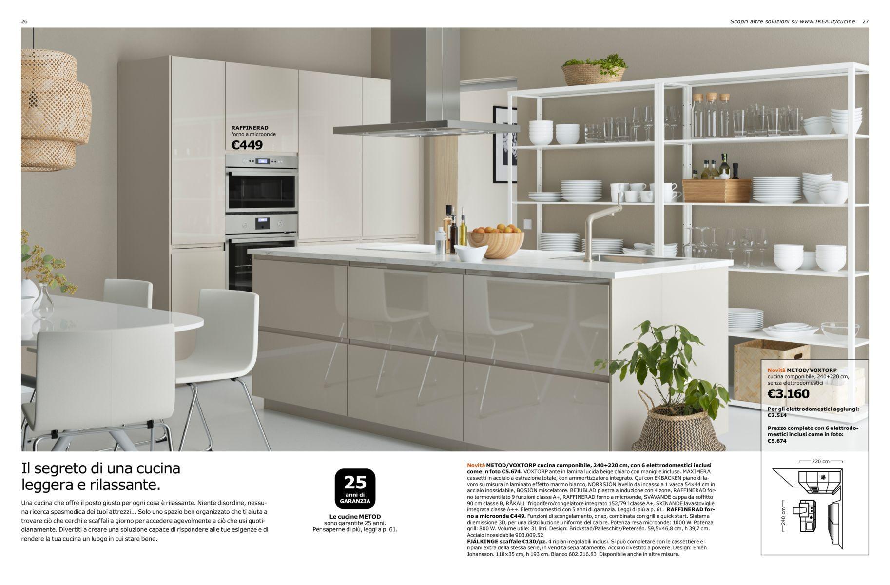 Come Progettare Cucina Ikea brochure cucine 2017 | cucina ikea, arredamento casa, cucine