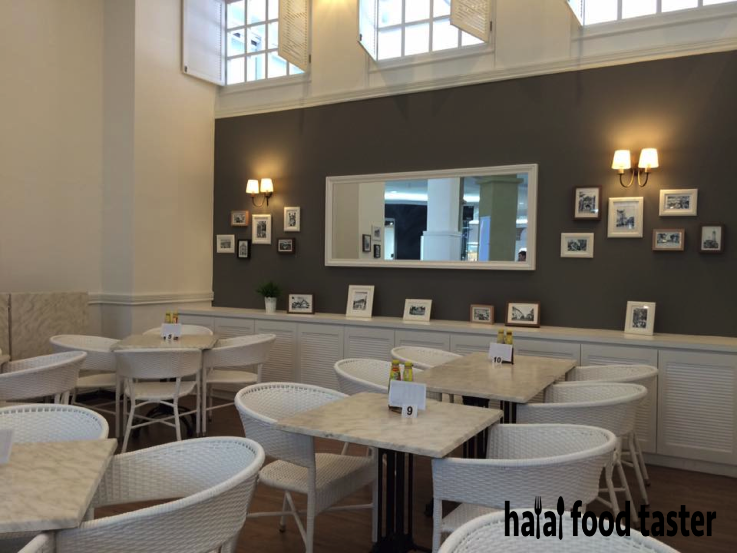 Tappers Cafe Dataran Pahlawan Halal Recipes Cafe Halal