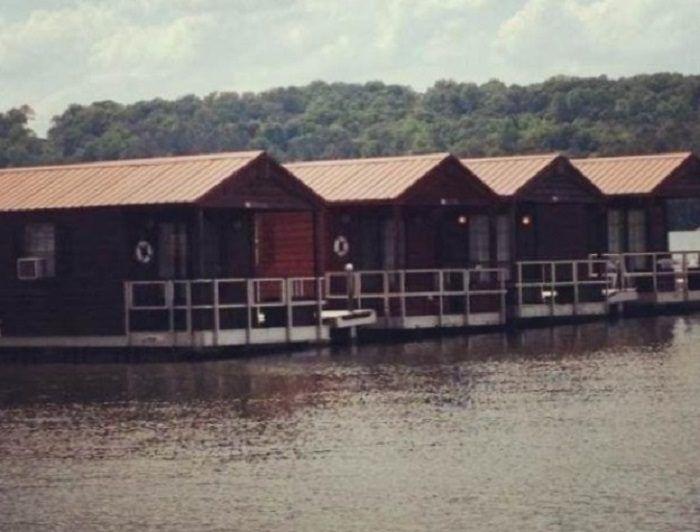 3 Floating Cabins Lake Guntersville Travel Alabama