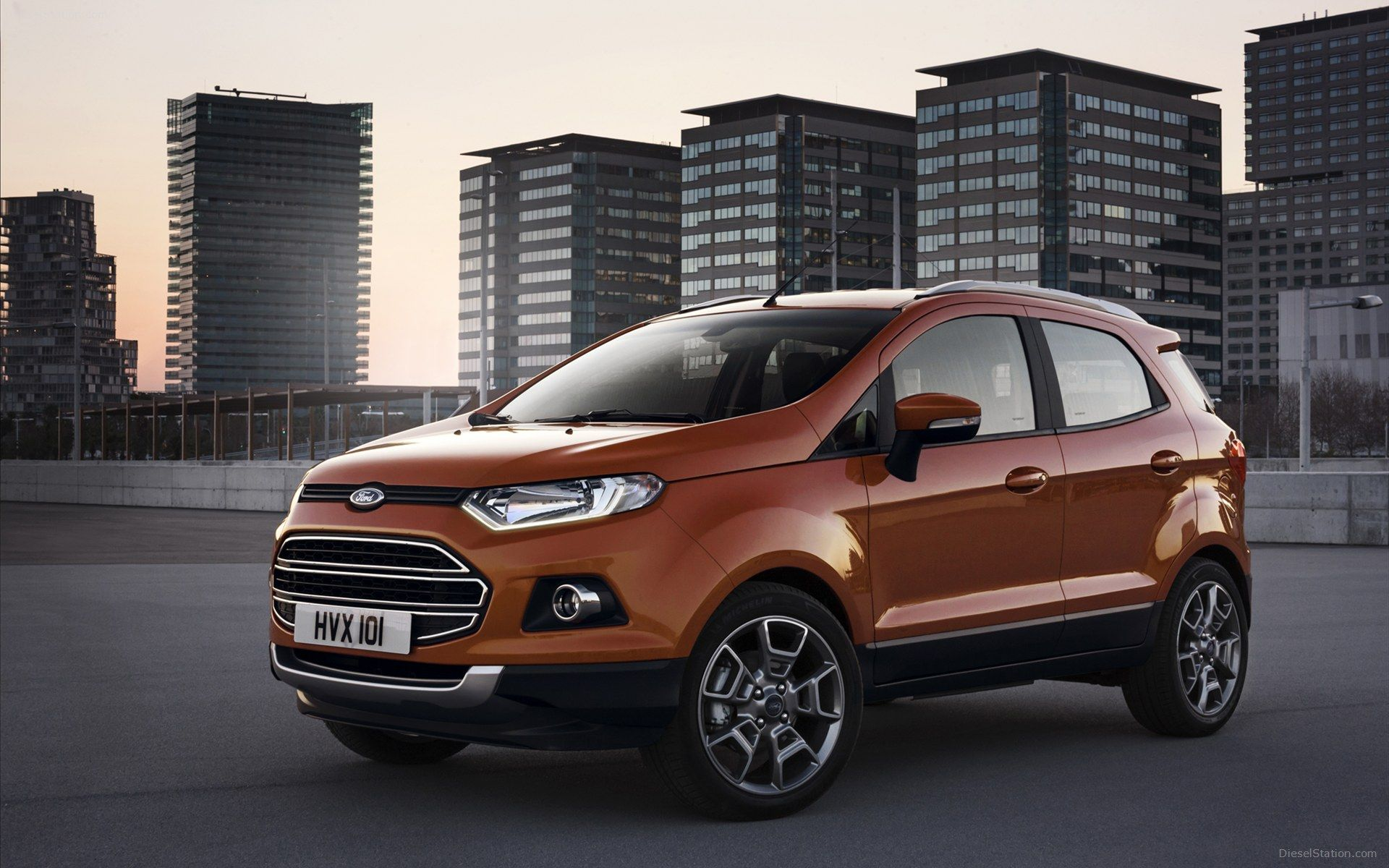suvs Home > Ford > Ford Ecosport SUV 2014 Ford