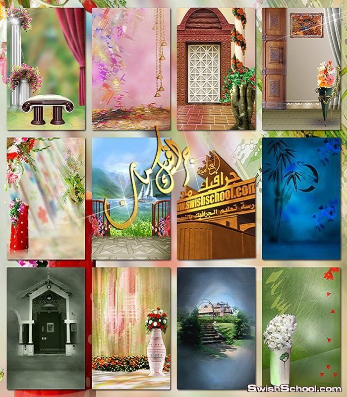 خلفيات الاستوديوهات جرافيك مان Gallery Wall Decor Home Decor