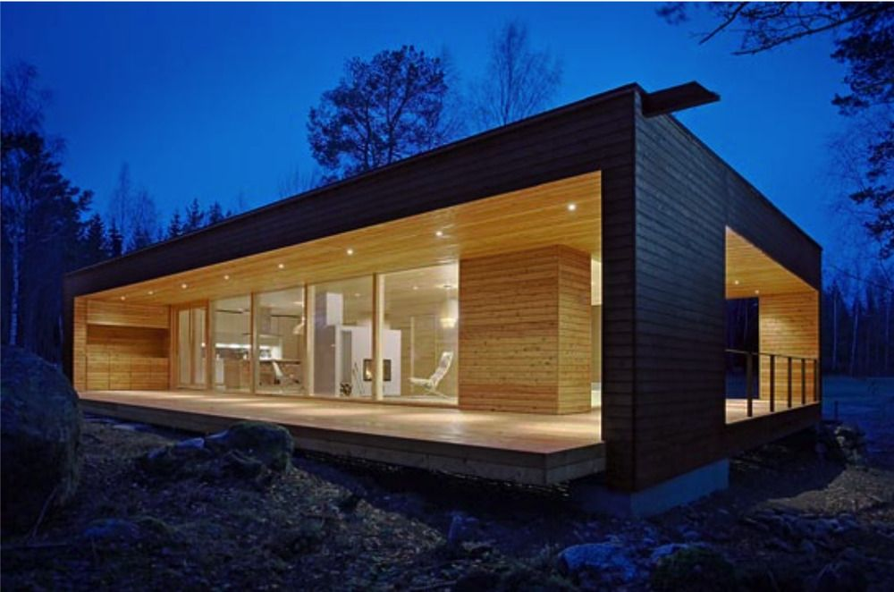 You Can Choose Different Options And Design Compact House In