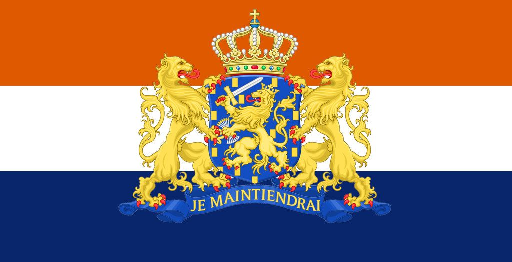 Mpower Netherlands Monarchist By Politicalflags Netherlands Coat Of Arms Flag