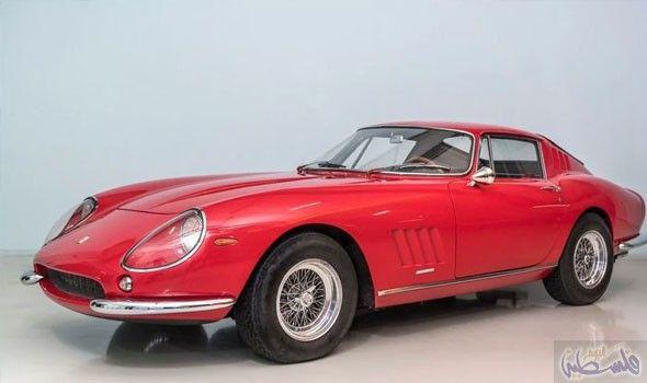 الطراز الأول من فيراري Ferrari Gto Car Car