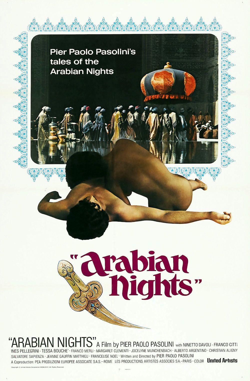 Arabian Nights Pelicula Completa Español pier paolo pasolini (1974) arabian nights   m179   las mil y