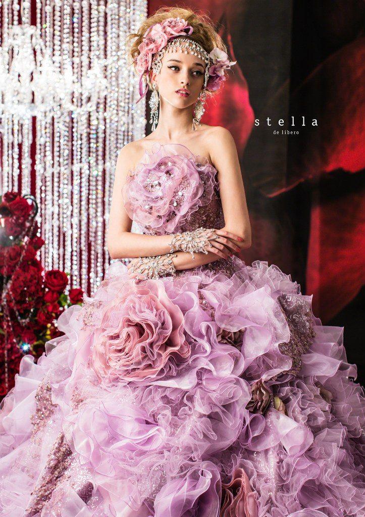 Amazing Stella de Libero Wedding Dresses 2014 2015 | Diseñador de ...