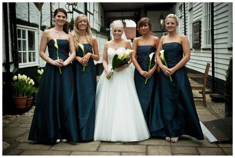Calla Lilies Single Stem For Bridesmaids Bridesmaid Flowers