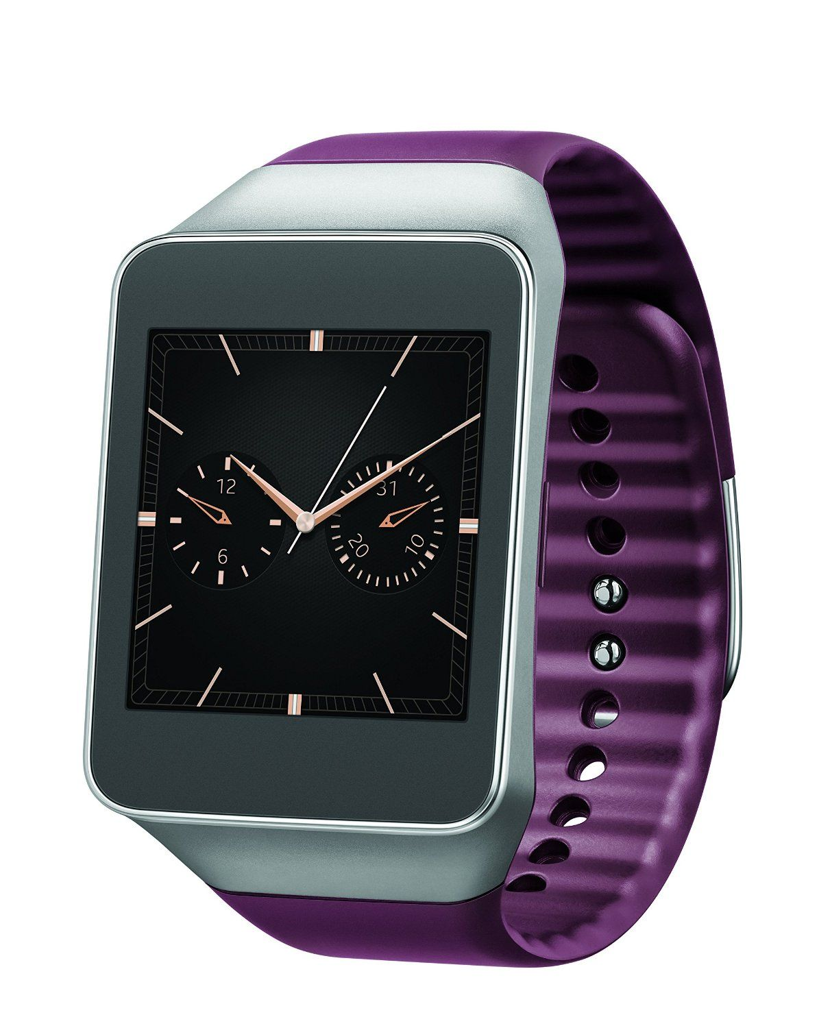 Live Samsung Gear Smartwatch For more information