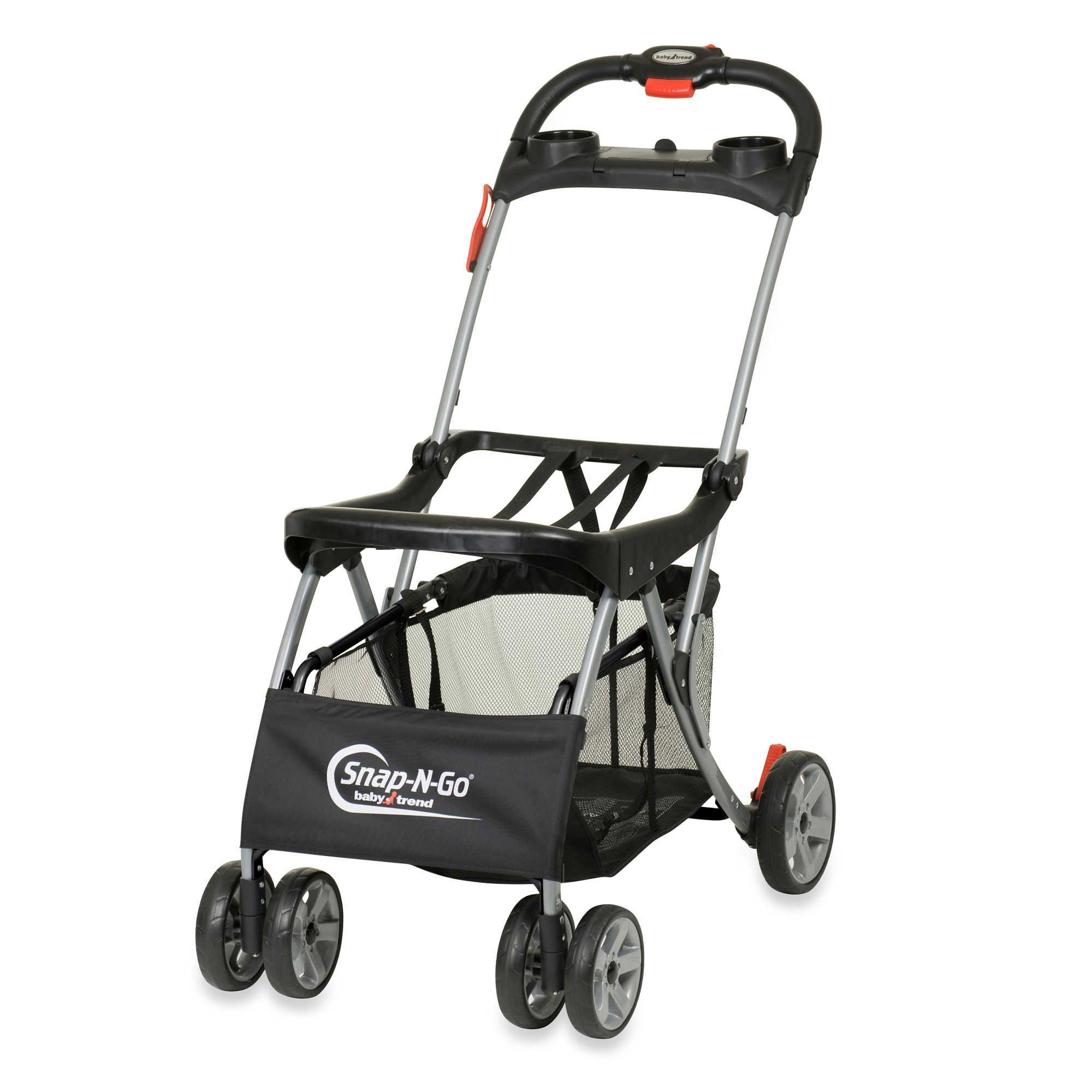 Luxus Baby Trend Snap Und Go Kinderwagen In Babyequipment