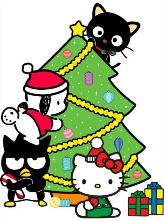 Hello Kitty Weihnachtsbilder.Tap The Link Now To See All Of Our Cool Cat Collections Cat