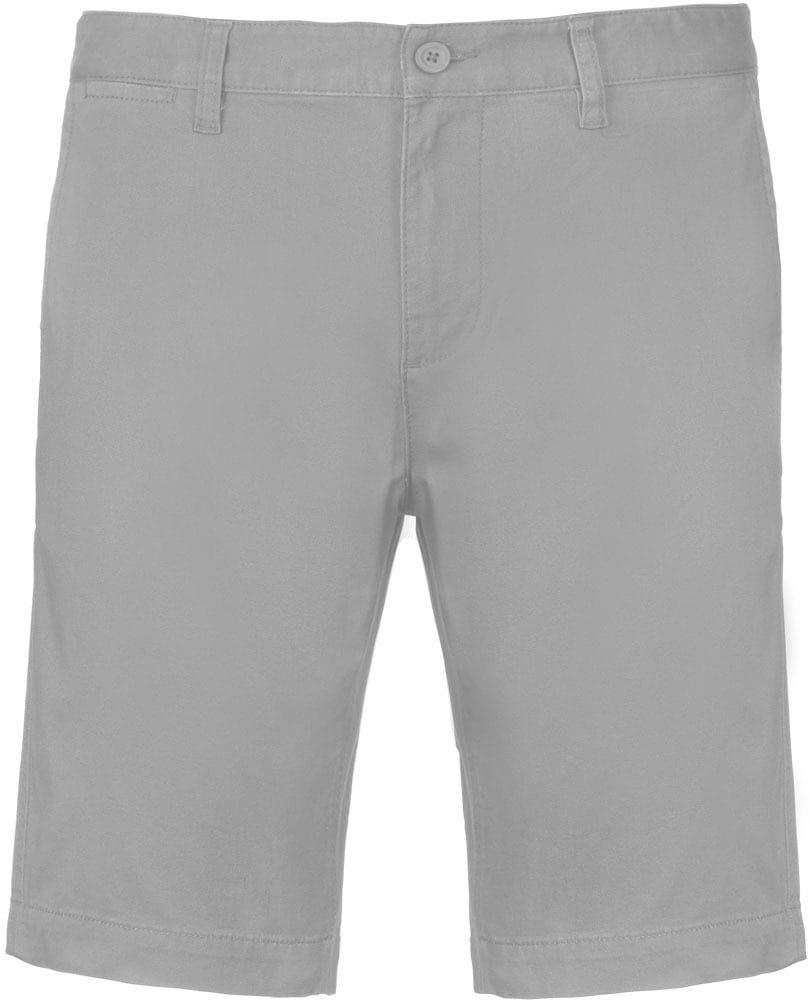 Lot de 20 bermudas chino homme Fine Grey – Kariban K750 – Taille: 36 UK (46)   – Products