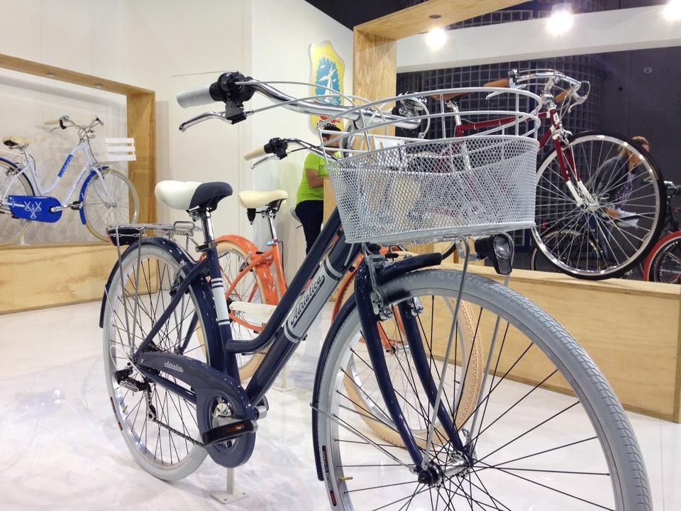 Bicicleta Urbana Adriatica Modelo Panarea Labiciurbana