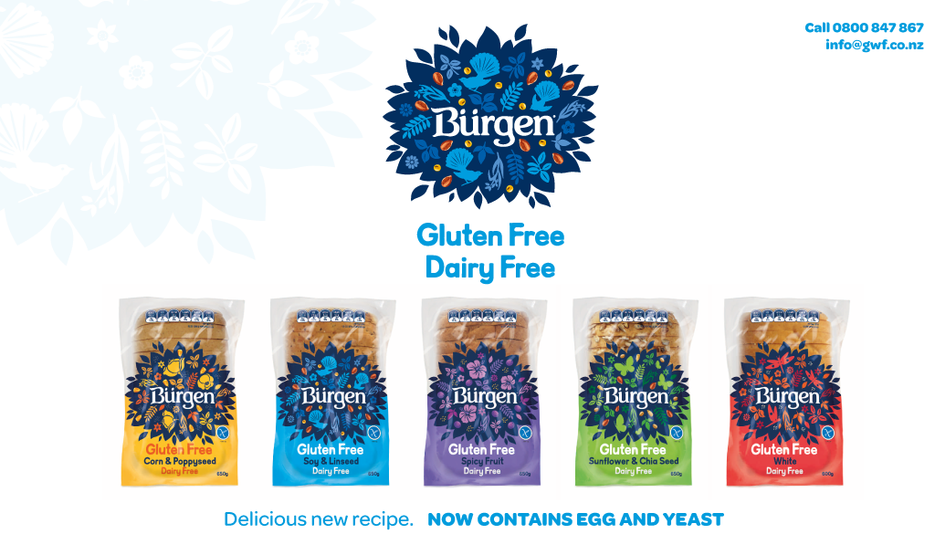 Burgen Gluten Free Bread. This bread is delicious and