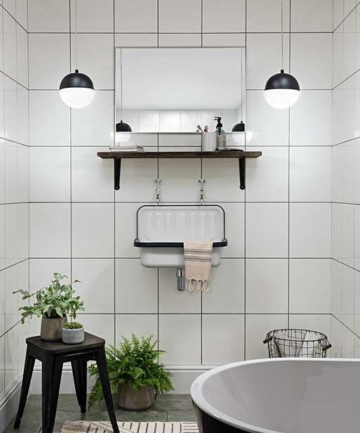 simply™ matt tile 25cm x 40cm in 2020  white bathroom