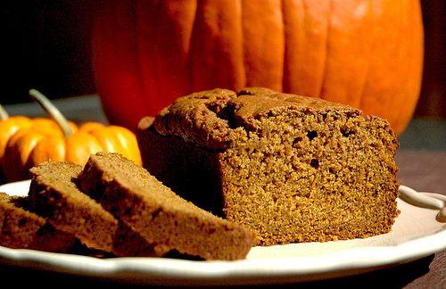 Pumpkin Bread - come on fall!