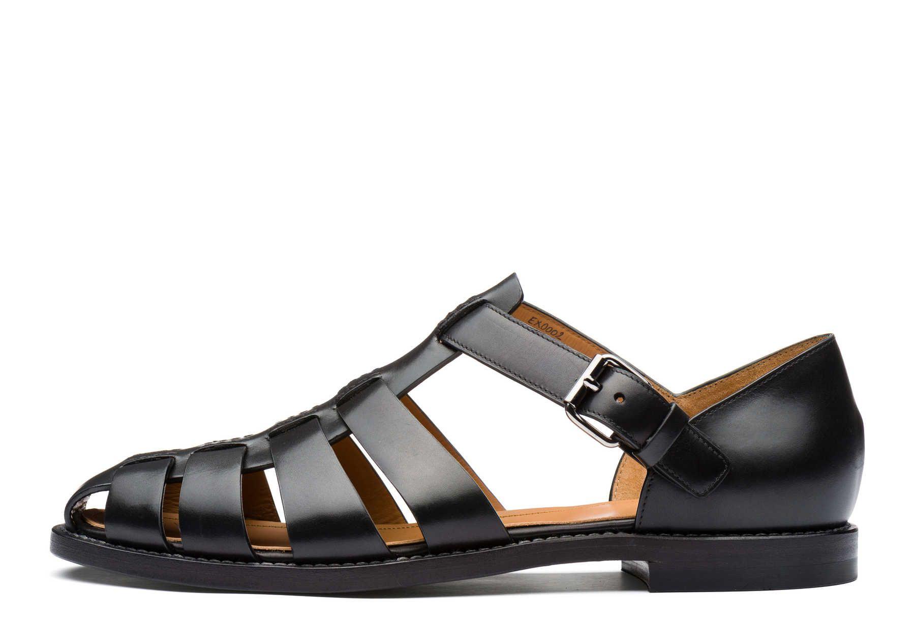 d62c54b720842 Fisherman Sandals Men's collection | Churchs' | Men sandel in 2019 ...