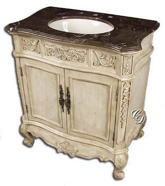 Ashbury Single 33 Inch Traditional Bathroom Vanity Is This Too