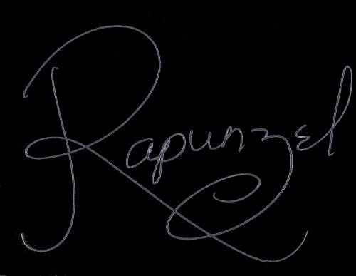 634dddb307ea Rapunzel s signature More