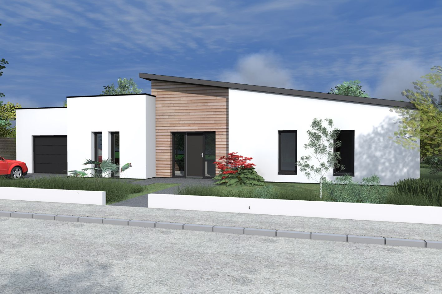 Constructeur de maison d 39 architecte alliance construction for Constructeur cosne sur loire