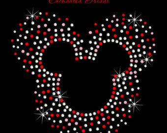 Disney Inspired Christmas Scatter Mickey Iron door EnchantedBridal