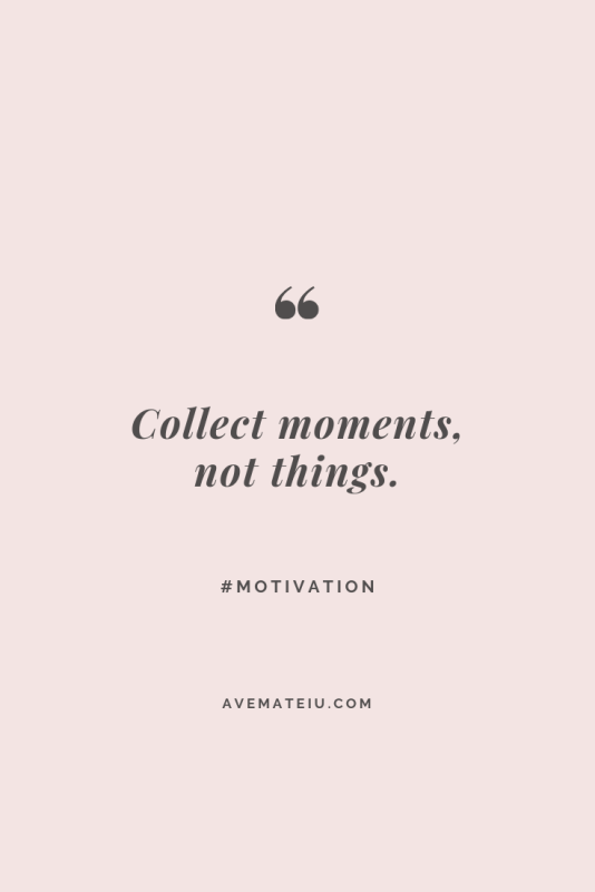 Motivational Quote Of The Day - May 11, 2019 - Ave Mateiu
