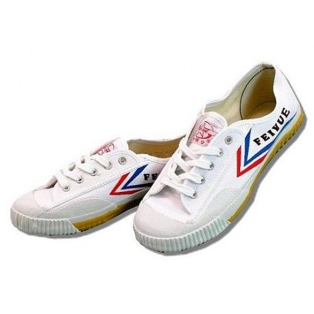 090f0d081 Feiyue White Kung Fu Shoes   Martial Arts