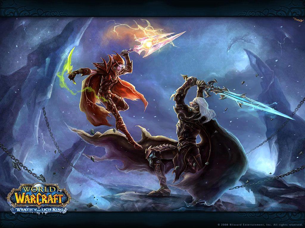 World Of Warcraft Hd Wallpapers Free Download Warcraft