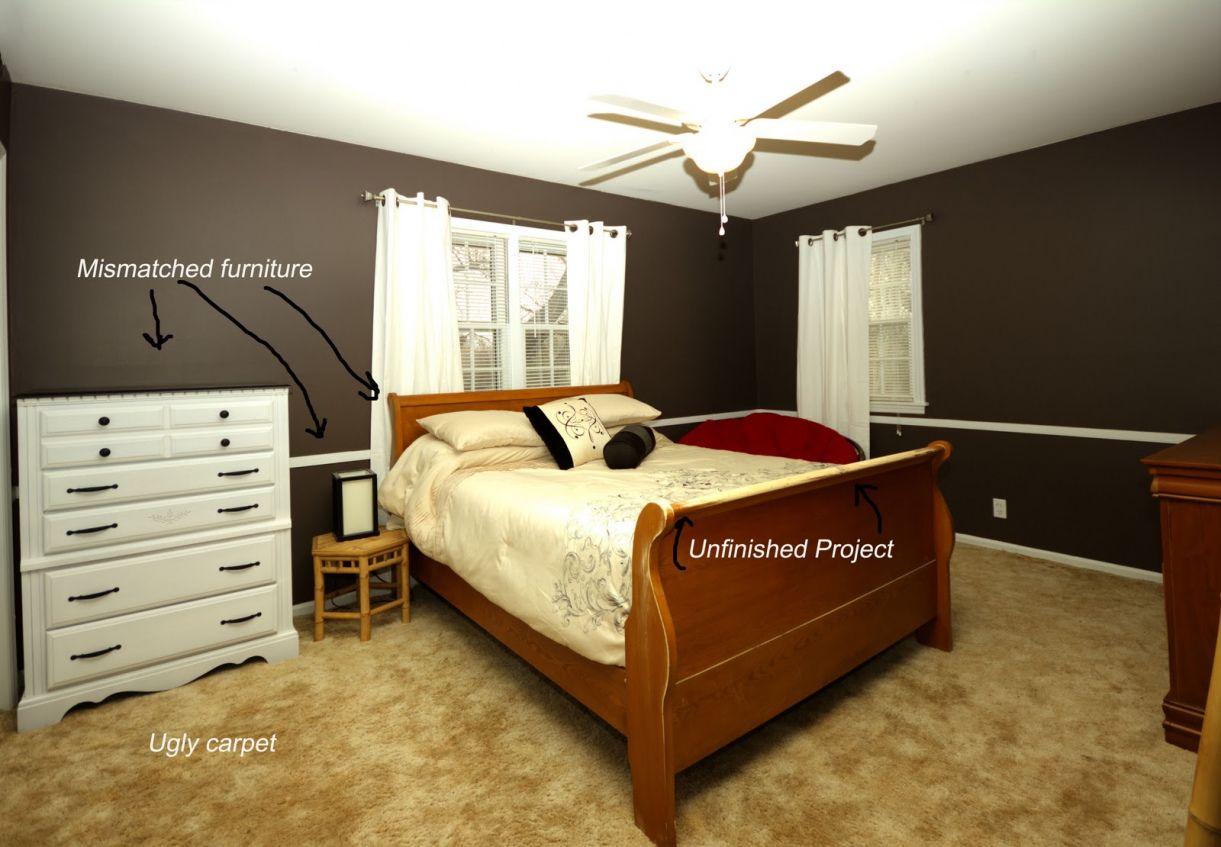 Mismatched Bedroom Furniture - Modern Vintage Furniture Check more ...