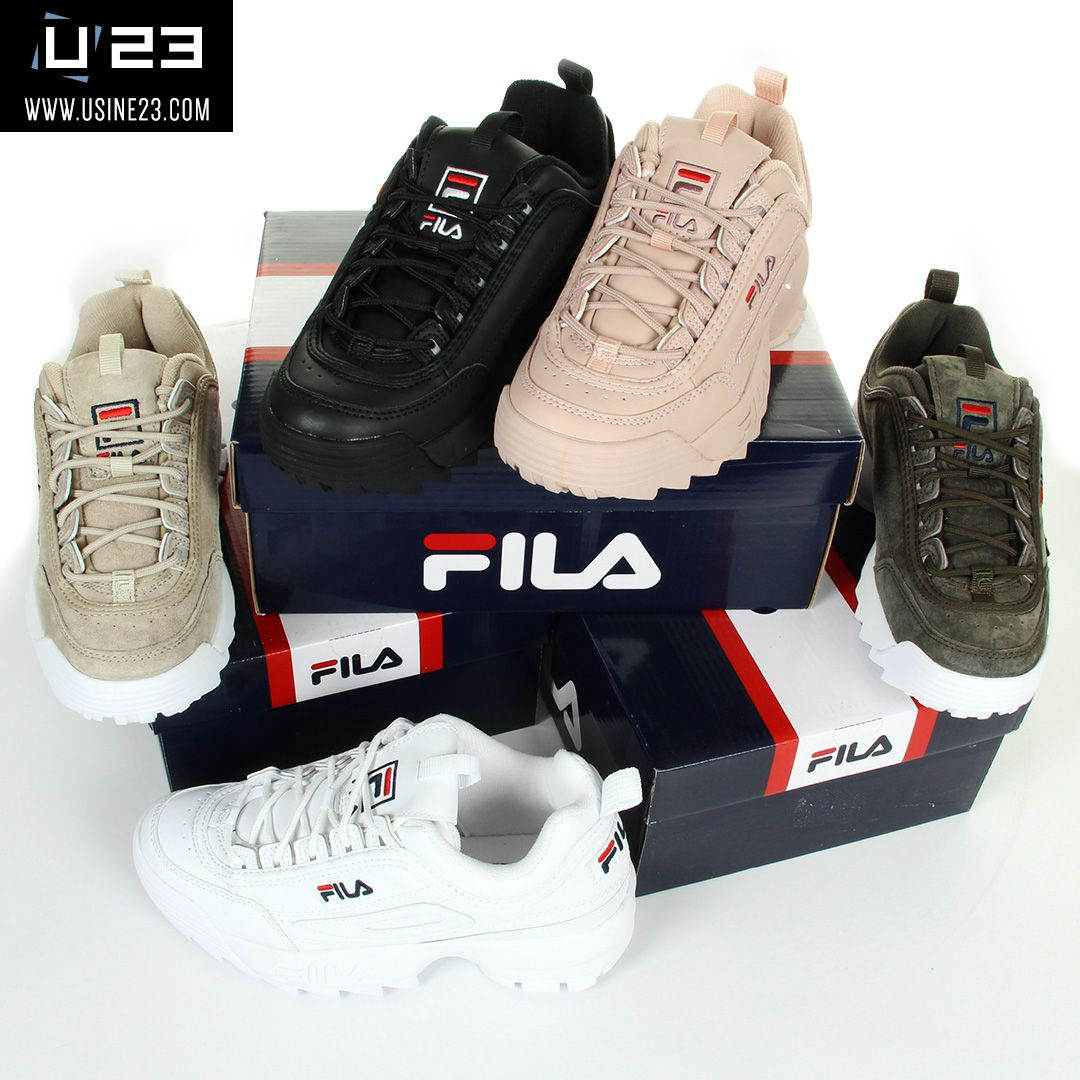 fila disruptor sneakers femme belle chaussures basket pinterest footwear clothes and. Black Bedroom Furniture Sets. Home Design Ideas