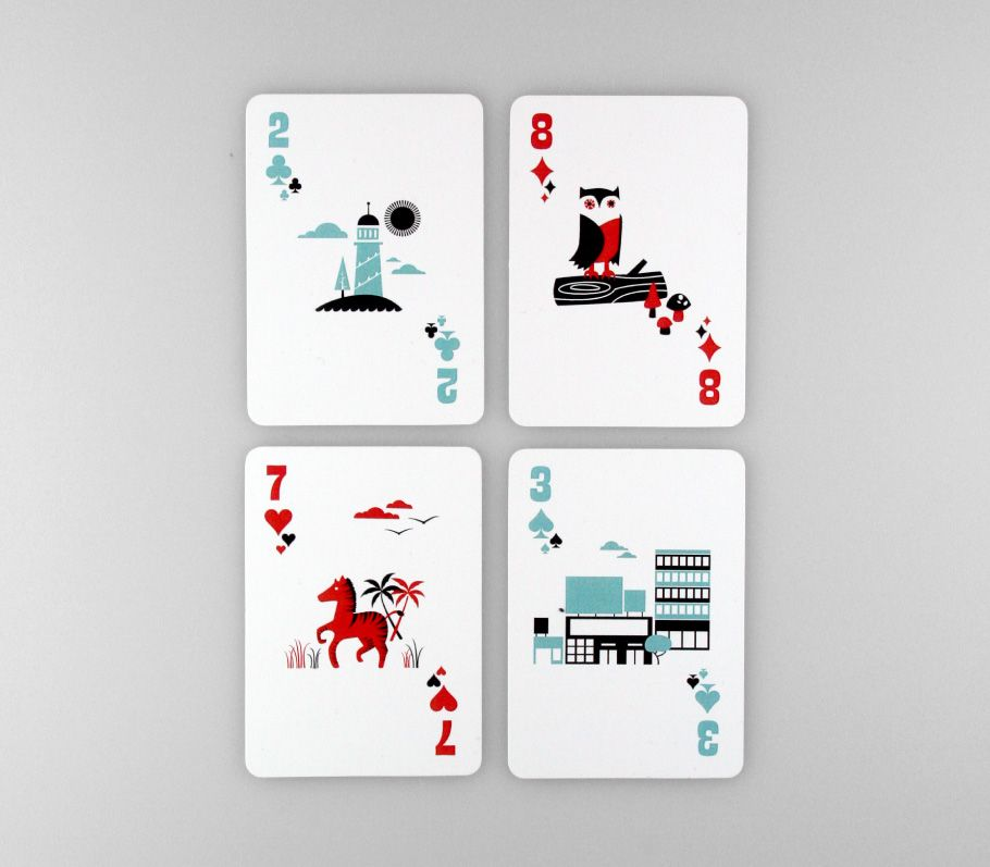 how to play 3 cards