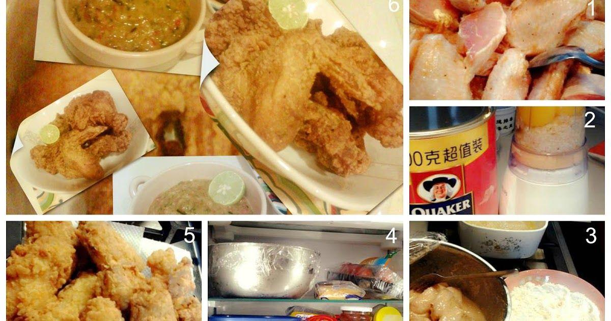 tips membuat ayam goreng ala kfc yang enak gurih renyah dan tahan lama