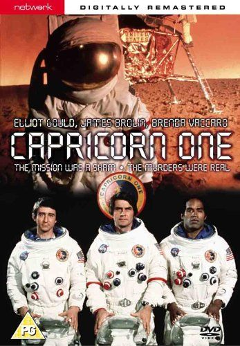 quality design 97afd 37e24 Capricorn One [DVD] [1979]: Amazon.co.uk: Elliott Gould ...