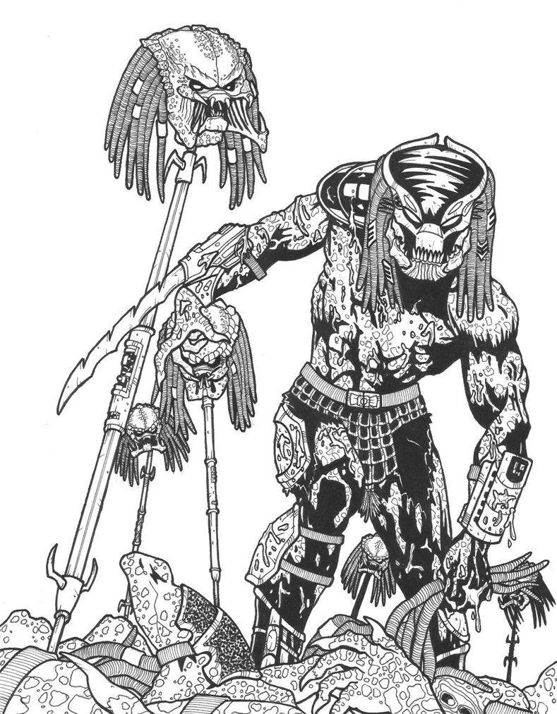 Berserker Bad Blood By Dementedink On Deviantart Predator