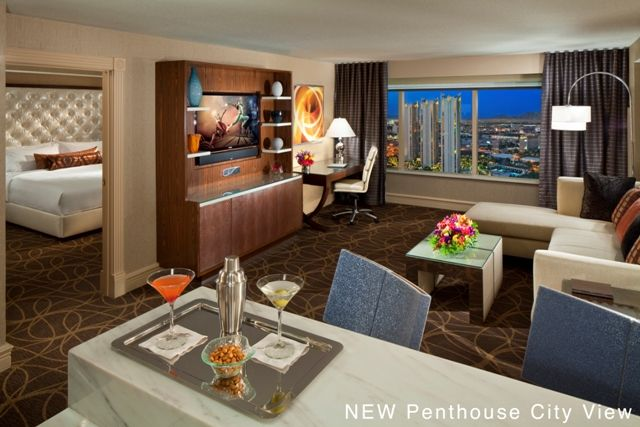 Penthouse city view suite at mgm grand grander design - Mgm grand las vegas suites with 2 bedrooms ...