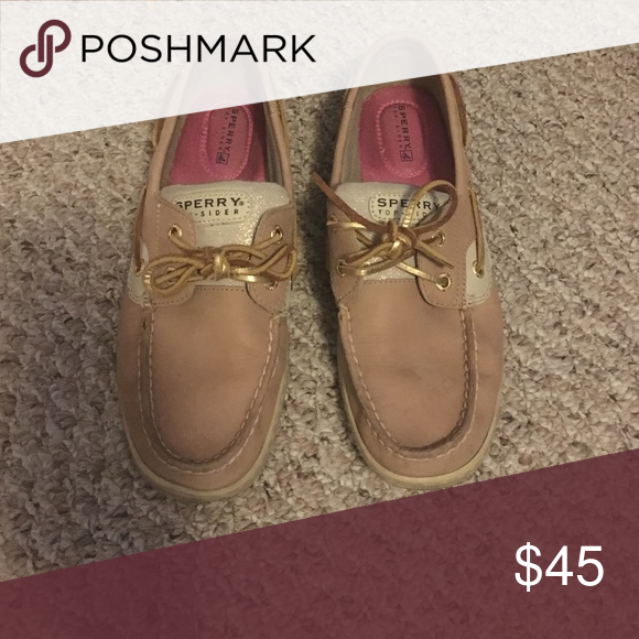 Sperrys Only worn a few times Sperry Top-Sider Shoes Flats & Loafers